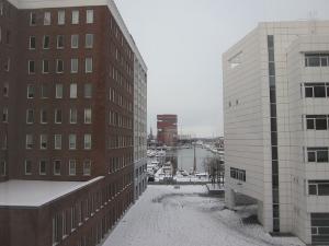 uitzicht vanaf de kamer
